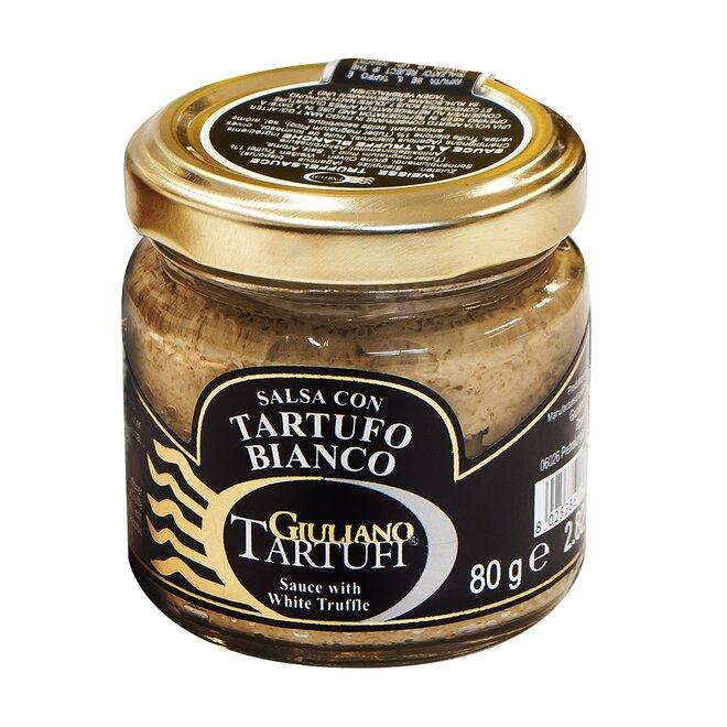 80 g Hľuzovková pasta z bielej hľuzovky