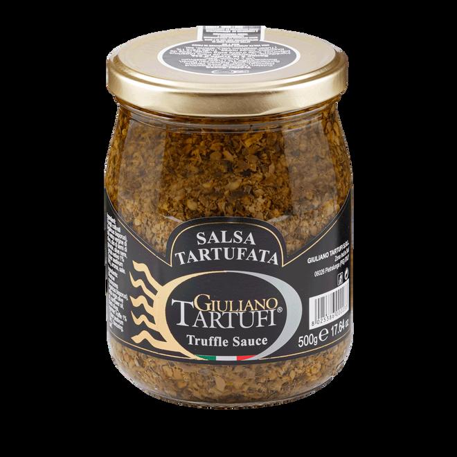 500 g Hľuzovková pasta z čiernej hľuzovky