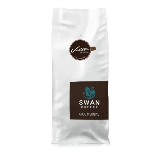 "1 kg Zrnková káva Swan Coffee ""Good morning"""