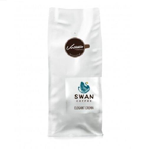"""1 kg Zrnková káva Swan Coffee """"Elegant Crema"""""""