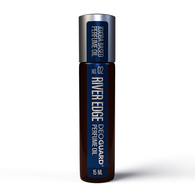 15 ml Parfumovaný prírodný olej Deoguard (vôňa: River Edge)