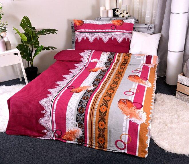 Krepové obliečky NATALIE (bavlna/polyester)