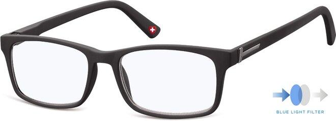 Okuliare na počítač BLF73 +1,0