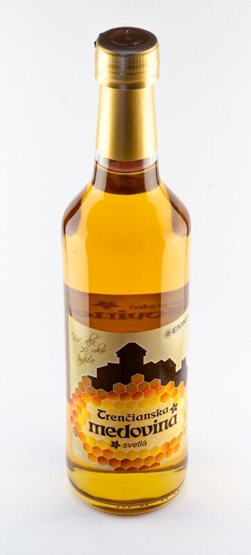 0,5 l Trenčianska medovina (svetlá)