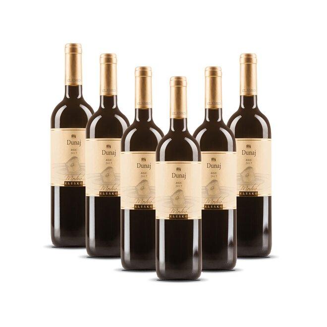 6 x 0,75 l Akostné odrodové víno Dunaj 2 D.S.C. 2018