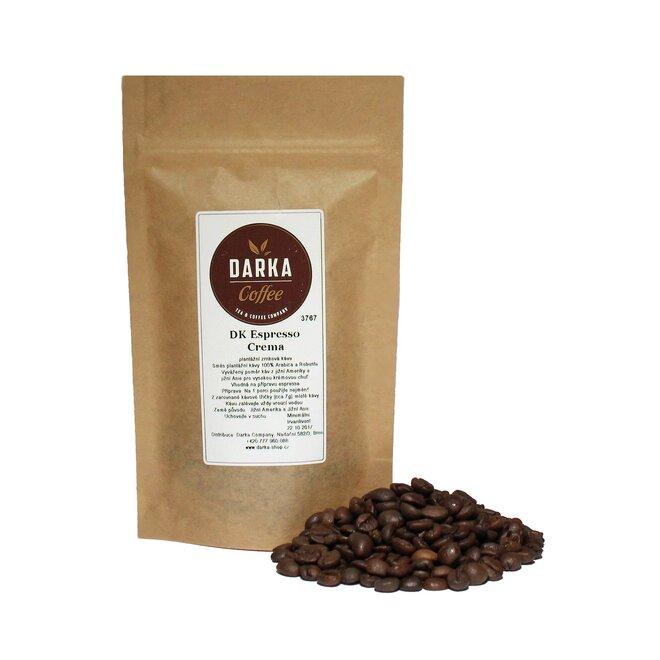 Darka Coffee Espresso (nová receptúra)