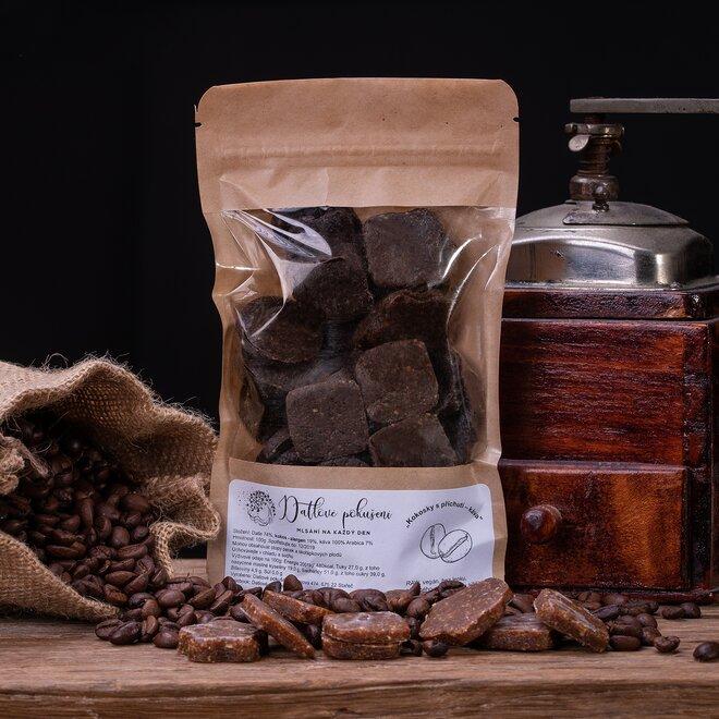 100 g Datlové bonbóny (káva)