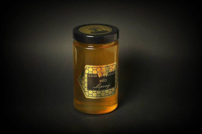950 g Med z gurmánskej edície (lipový)
