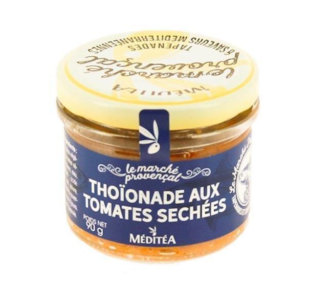 """90 g Francúzska špecialita z tuniaka """"Thoinade"""" (sušené paradajky)"""