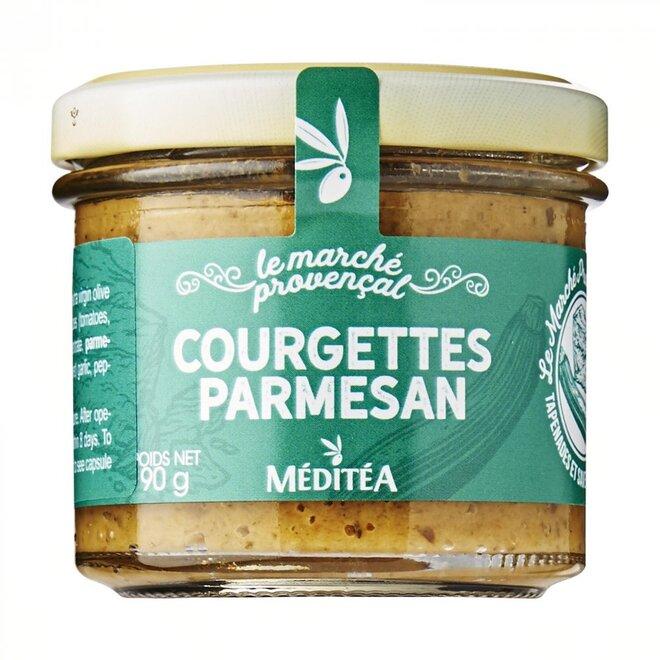 90 g Francúzska pochúťka (cuketa+parmezán)