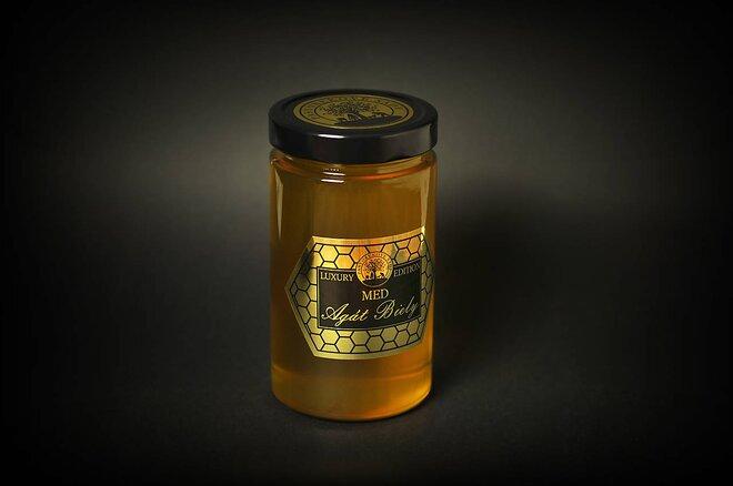 950 g Med z gurmánskej edície (agátový)