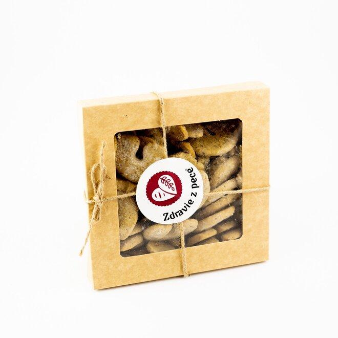 300 g Špaldové vanilkové rožky slovenskej výroby