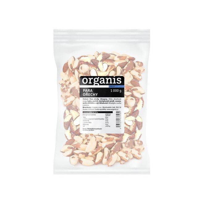 1000 g Para orechy natural