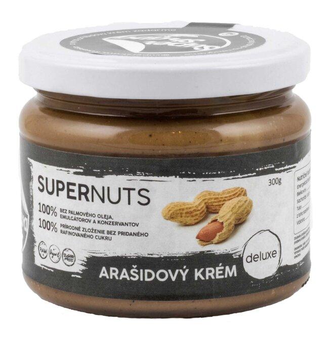 300 g Arašidový krém Supernuts (DeLuxe)