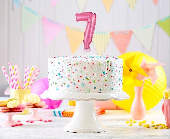 Balón na tortu číslo 7 - Veľkosť 13 cm