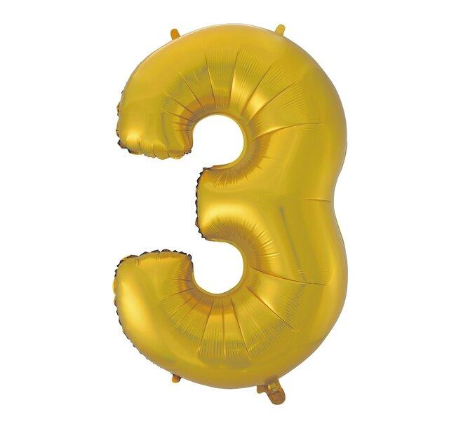 Balón číslo 3 - Veľkosť 92 cm