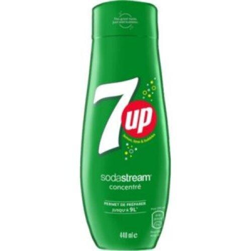 440 ml SodaStream Sirup (7UP)