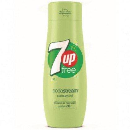 440 ml SodaStream Sirup (7UP Free)