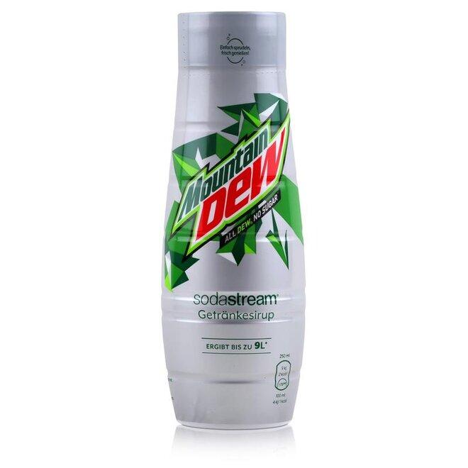 440 ml SodaStream Sirup (Mountain Dew bez cukru)