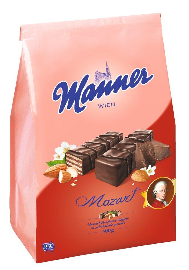 300 g Miňonky Manner Mozart Mignon