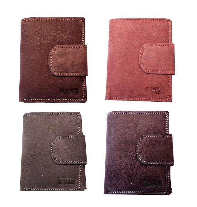 Značkové kožené peňaženky Lagen! Darčeková krabička a doprava zdarma ... a13a2fd66ab