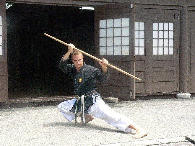 Boj s palicou