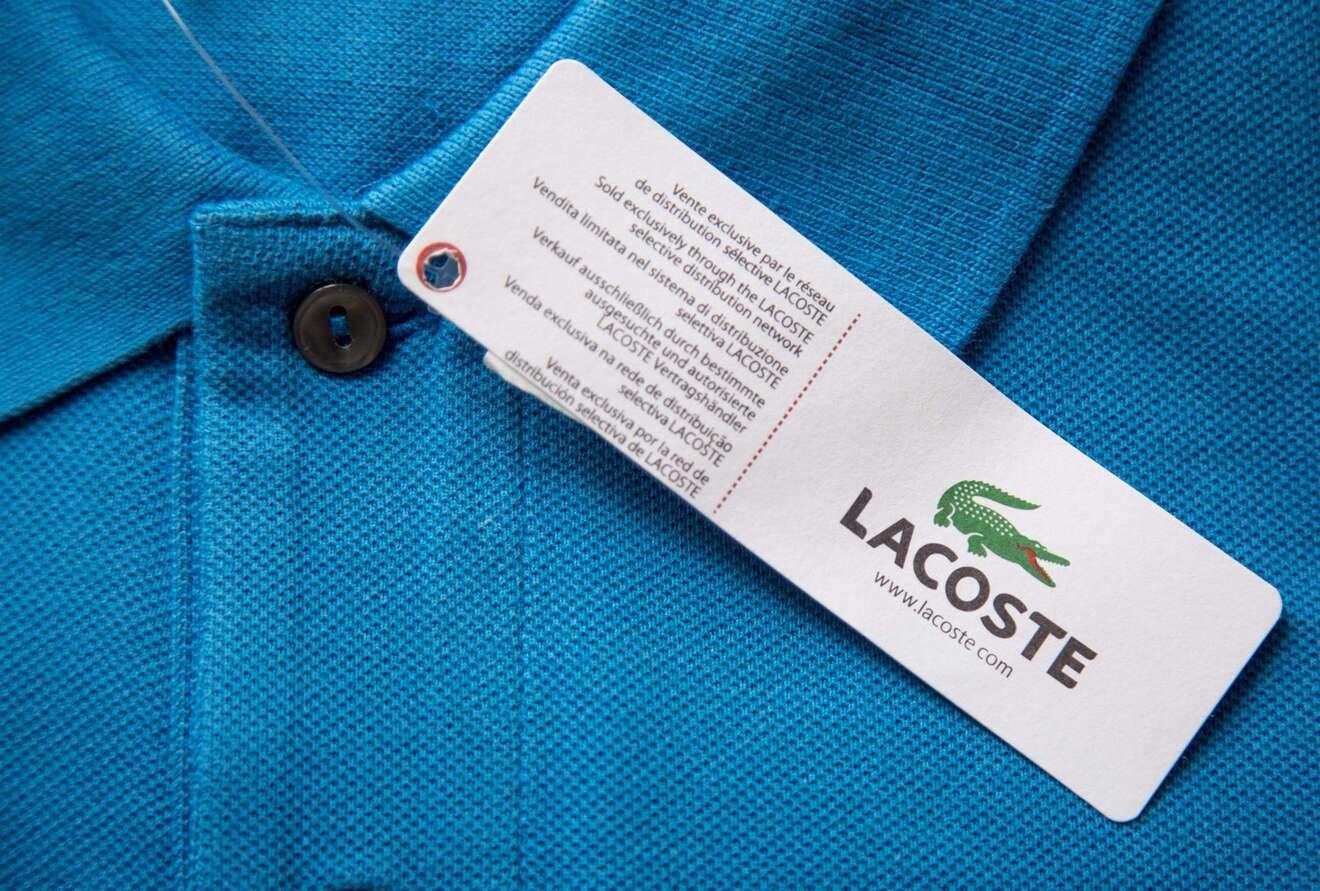 Pánske polokošele Lacoste v rôznych farbách  476f0133728