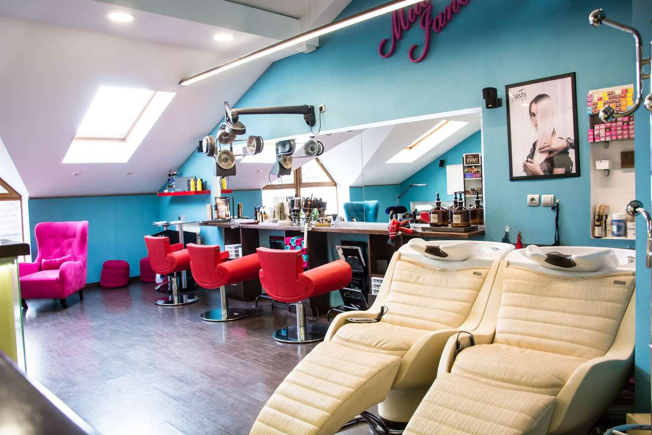 Salón Milo Jane sa nachádza priamo v centre Žiliny a poskytuje komplexné  služby pre krásu aj zdravie 9d2ecabcbae