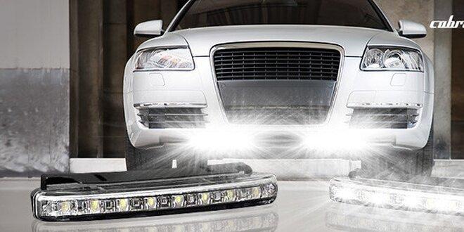 LED denne svetlá pre vaše auto