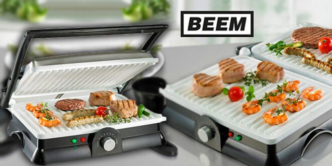 Gril Beem - sendvičový aj rozkladací