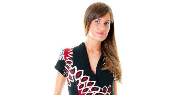 04afb763a5d7 Dámske farebne vzorované šaty Goa Goa