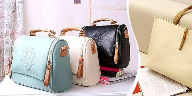 Elegantné kabelky pre štýlovú jar