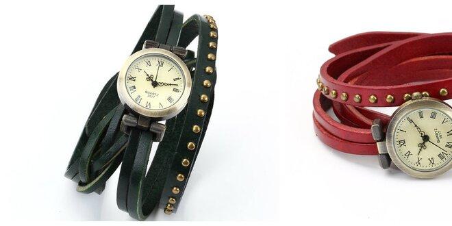Dámske retro hodinky