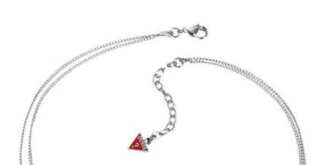 11db09711 Dámsky náhrdelník Guess s gulatým príveskom   Zlavomat.sk
