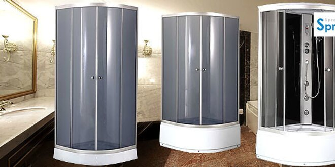Sprchový kút alebo hydromasážny box