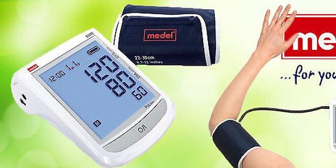 Značkový vysokokvalitný tlakomer Medel Elite