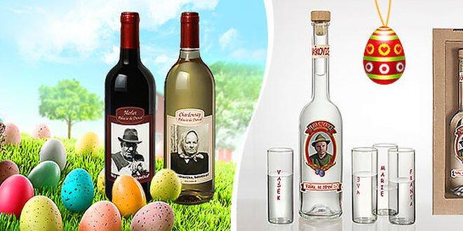 Višňovica alebo víno s vašou fotkou