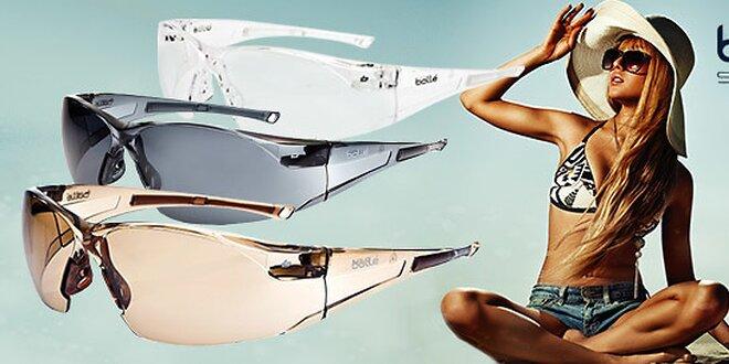 Štýlové okuliare športového dizajnu značky Bollé