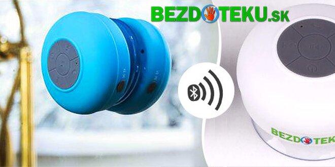 Vodeodolný bluetooth speaker