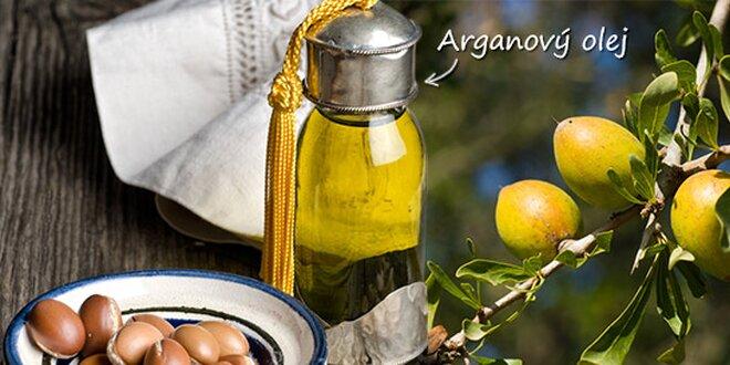 100 % BIO arganový olej