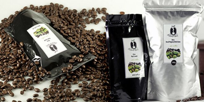 Exkluzívne exotické kávy