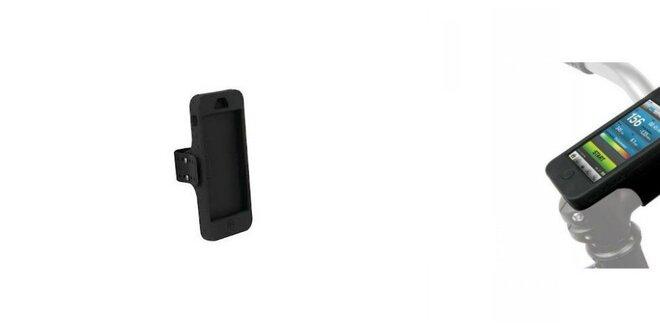 Silikónový držiak pre iPhone na bicykel