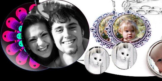 Handmade šperky s vašimi fotografiami