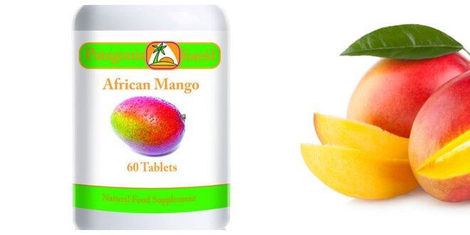 Africké mango - Zdravé chudnutie
