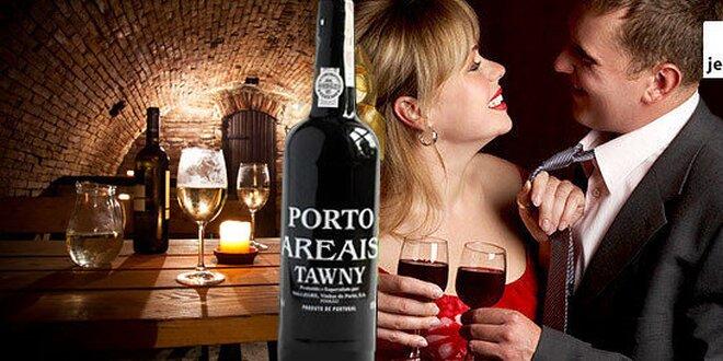 Luxusné portské víno