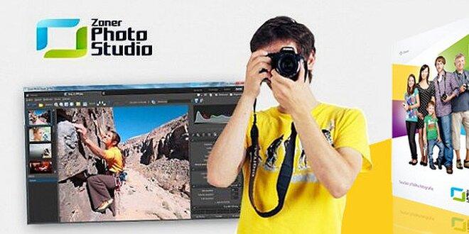Program na úpravu fotiek