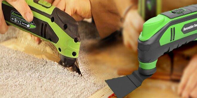 Renovation tool - Poznáte z TV