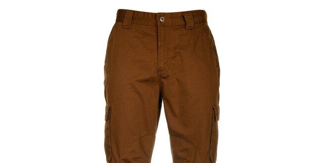 437ec26a8e30 Dámske hnedé športové nohavice Loap