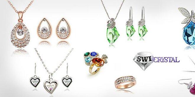 Totálny výpredaj šperkov od Swicrystal  6e41f66cf59
