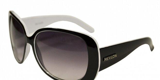 0dba7b6d2 Dámske čierno-biele slnečné okuliare Revlon | Zlavomat.sk